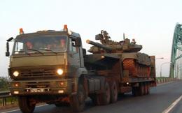 Đột phá lớn - Kamaz Nga sẽ cung cấp cho quân đội hàng nghìn xe chở tăng tuyệt hảo
