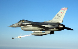 """Tên lửa AIM-9X """"đỉnh"""" nhất thế giới của Mỹ khiến đối phương sợ chết khiếp"""