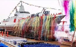 Trung Quốc: Tàu khu trục mới sẽ giúp bảo vệ hòa bình thế giới