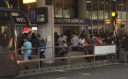Sân bay Machester phải sơ tán do phát hiện túi đồ khả nghi
