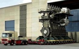 Wärtsilä RT-flex96C: Siêu động cơ khổng lồ và mạnh mẽ nhất thế giới
