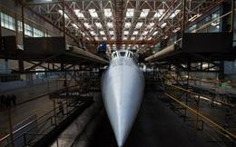 Nguyên mẫu đầu tiên của máy bay Tu-160M2 sắp xuất hiện