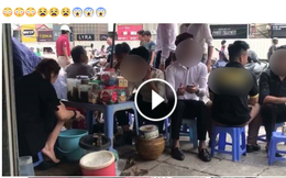 Vụ rửa chân trong xô trà đá: Phản ứng không ngờ từ mạng xã hội nước ngoài