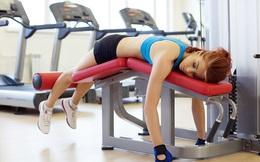 Bạn có nên tập thể dục trong lúc đang ốm?