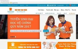 Cảnh báo website giả dụ tuyển sinh và thu lợi bất chính