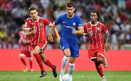 """""""Bom tấn"""" Morata ra mắt, Chelsea gục ngã trước Bayern"""
