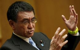 Ông Taro Kono làm tân Ngoại trưởng Nhật Bản