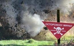 """Chiến sự Ukraine: Biệt kích Kiev đột nhập Donetsk """"dính"""" ngay mìn quân nhà"""