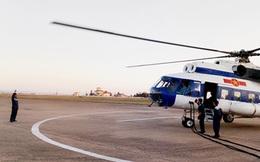 5 phi công Trung đoàn 910  xuất sắc vượt qua ải khó: Bay thả đơn trên trực thăng Mi-8