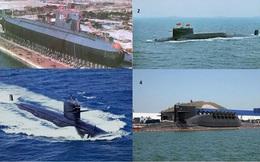 Lực lượng tàu ngầm hạt nhân Trung Quốc