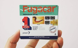 TP.HCM: Thu hồi hàng loạt thuốc xổ giun Fugacar giả được bày bán công khai