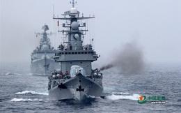 """Hạm đội TQ bất ngờ khai hỏa dằn mặt vì Bắc Kinh sợ dính """"đòn chí mạng"""" của hải quân Ấn Độ?"""