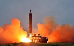 Triều Tiên phóng tên lửa bay qua không phận Nhật Bản