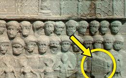 Những hình ảnh chứng minh sự thật khó tin về xuyên không thời cổ đại