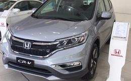 Honda CR-V giảm giá sốc, còn chưa tới 800 triệu đồng/xe