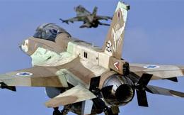 Máy bay chiến đấu Israel gây hoảng loạn ở Liban