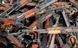 Bất chấp cấm vận, Triều Tiên thành nước xuất khẩu vũ khí hạng nhẹ chủ yếu