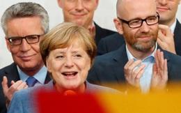 Nữ Thủ tướng Đức Merkel tái cử nhiệm kỳ thứ 4