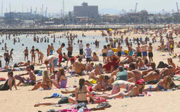 """Biến đổi khí hậu đe dọa """"nướng"""" nước Úc"""