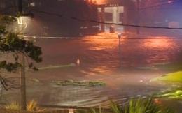 Bão nhiệt đới Nate tràn vào nước Mỹ