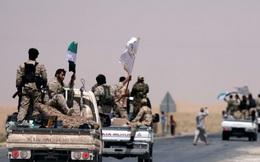 """Lực lượng Syria do Mỹ hậu thuẫn sắp """"càn quét"""" sào huyệt của IS"""