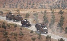 NÓNG: Xe tăng và bộ binh cơ giới Thổ Nhĩ Kỳ rầm rập tiến vào Idlib, Syria?