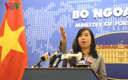 Việt Nam yêu cầu Philippines xin lỗi vụ bắn chết 2 ngư dân Phú Yên