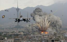 Vấp phải phòng không quá mạnh, 10 tiêm kích F-15 tối tân của Israel không dám manh động