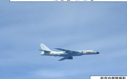 Máy bay Trung Quốc liên tục 'nhòm ngó' không phận Nhật Bản