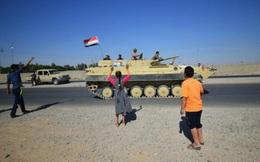 Quân đội Iraq thọc sâu chiếm gọn thành phố Kirkuk từ tay người Kurd