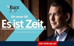 Chiến thắng của Thủ tướng 31 tuổi ở Áo khiến EU lo ngại