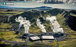 """Nhà máy điện đầu tiên trên thế giới """"nhốt"""" CO2 xuống lòng đất sâu 700m"""