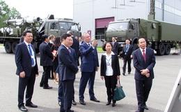 Sau tên lửa S-125-2TM, Việt Nam và Belarus tiếp tục hợp tác hiện đại hóa vũ khí, trang bị