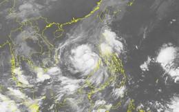 Áp thấp nhiệt đới mạnh lên thành bão trong sáng nay, hướng thẳng vào Bình Định-Ninh Thuận