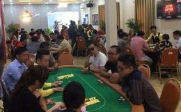 'Con bạc' quay cuồng trong 'sới Poker'