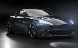 """Aston Martin Vanquish S """"tạm biệt"""" bằng phiên bản đặc biệt"""