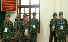 Kiểm tra các lực lượng tham gia bảo vệ an ninh Tuần lễ cấp cao APEC