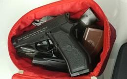 Công an TPHCM triệt phá xưởng sản xuất súng, mìn, lựu đạn