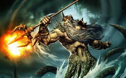 """Búa sét Mjolnir và cây đinh ba Trident of Neptune, theo bạn đâu là """"vật phẩm"""" quyền năng hơn?"""