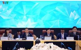 Toàn cảnh khai mạc Hội nghị liên Bộ trưởng Ngoại giao - Kinh tế APEC 29