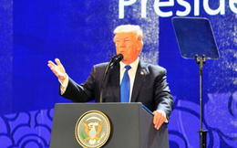 Tổng thống Donald Trump: Mỹ không mơ thống trị cả thế giới