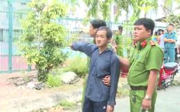 Thực nghiệm hiện trường vụ bé 9 tuổi bị hiếp dâm