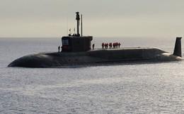 """Sức mạnh tàu ngầm Quận vương Vladimir chứa """"kho tên lửa"""" của Nga"""