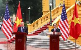 TT Trump bất ngờ hé lộ dòng tweet về Triều Tiên từ Việt Nam