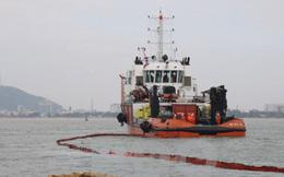 Hút dầu trong các tàu bị chìm để trục vớt