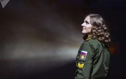 Ảnh: Chao đảo vì các thí sinh hoa hậu học viên quân sự ở Nga