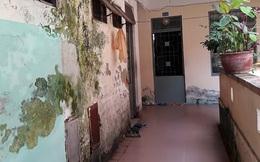 Nhà chung cư tại Đà Nẵng vừa mới sửa đã thấm dột