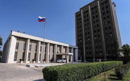 Đại sứ quán Nga tại Syria liên tiếp trúng pháo kích của khủng bố