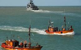 Hải quân Mỹ phát hiện vật thể lạ nơi tàu ngầm Argentina mất tích