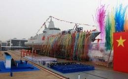 Trung Quốc chế tạo 12 tàu khu trục Type 055 nhằm mục đích gì?